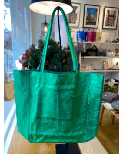 Verde shopper bag - Large