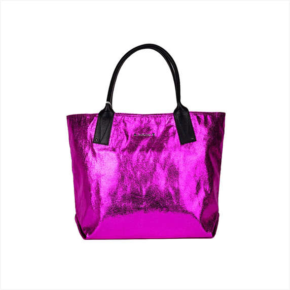LIGHT CABAS Fuxia M 50%SALE
