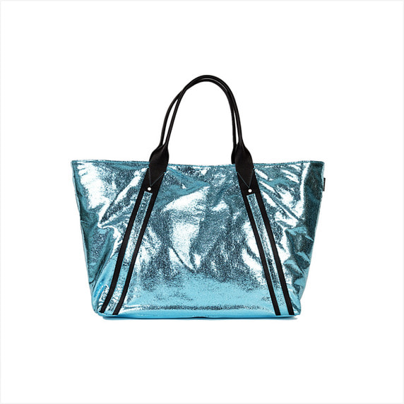 Tote bag zip L - swimming pool 40%SALE